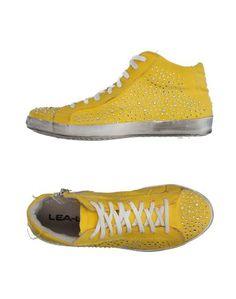 Высокие кеды и кроссовки Lea Gu