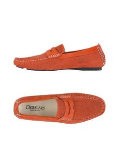 Мокасины Doucals