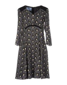 Короткое платье Prada