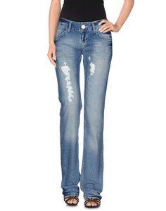 Джинсовые брюки Puerco Espin
