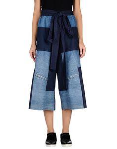 Джинсовые брюки-капри Collection PrivĒe?