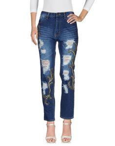 Джинсовые брюки MAD Almadal