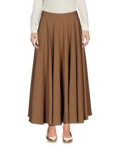 Юбка длиной 3/4 Mnml Couture
