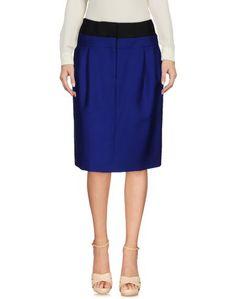 Юбка до колена Dior