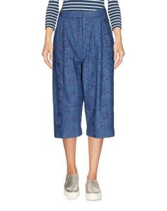 Джинсовые брюки-капри Rame