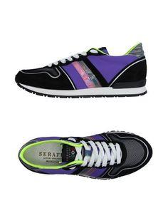 Низкие кеды и кроссовки Serafini Sport