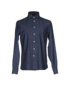 Джинсовая рубашка Brancaccio C.