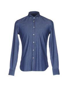 Джинсовая рубашка Manuel Ritz