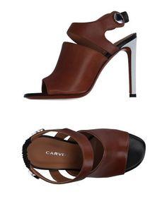 Сандалии Carven
