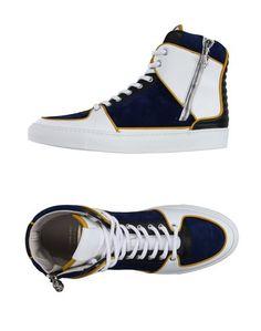 Высокие кеды и кроссовки Cesare Casadei