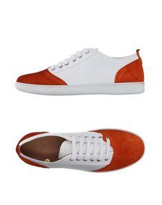 Низкие кеды и кроссовки Attimonellis