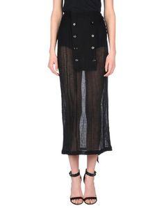 Длинная юбка Yohji Yamamoto