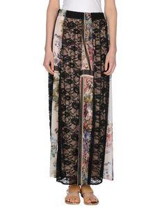 Длинная юбка Annarita N.