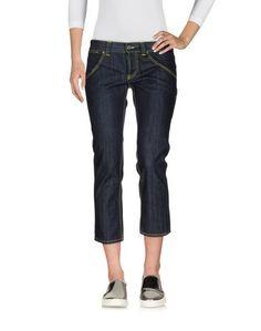 Джинсовые брюки-капри Dondup Standart