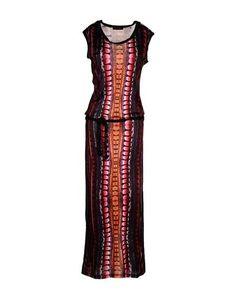 Длинное платье Custo Barcelona