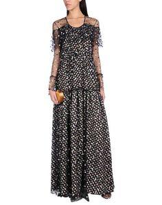 Длинное платье Marco DE Vincenzo