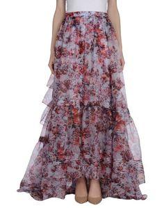 Длинная юбка Erdem