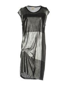 Короткое платье Nude
