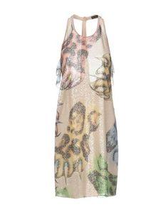 Платье до колена Giles