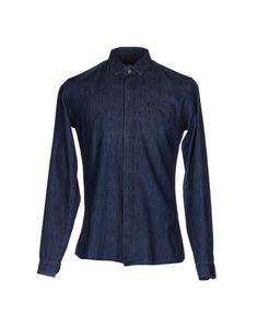 Джинсовая рубашка David Naman