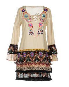 Короткое платье Anjuna