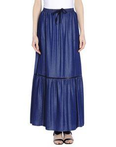 Джинсовая юбка ...À La Fois...