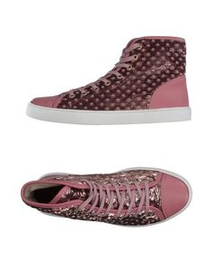 Высокие кеды и кроссовки Red(V)