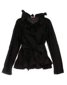 Легкое пальто Rose A Pois