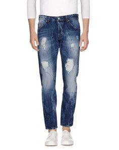 Джинсовые брюки Diego Rodriguez
