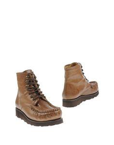 Полусапоги и высокие ботинки Leda Work