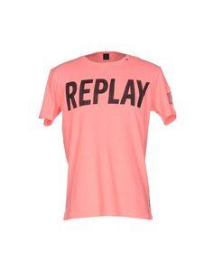 Футболка Replay