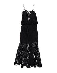 Платье длиной 3/4 Alice Mc Call