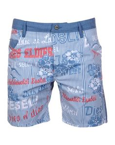 Пляжные брюки и шорты Diesel