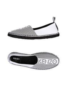 Эспадрильи Kenzo