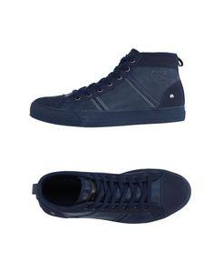 Высокие кеды и кроссовки Montefiori