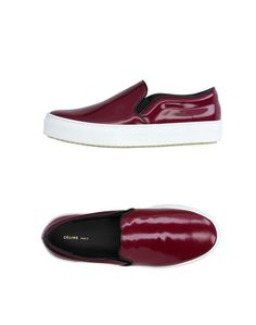 Низкие кеды и кроссовки CÉline