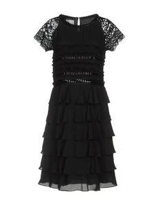 Платье до колена Edward Achour