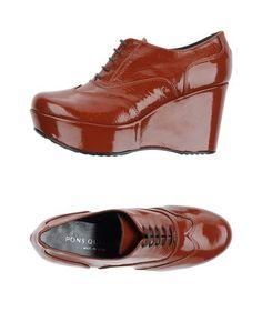 Обувь на шнурках Poins Quintana
