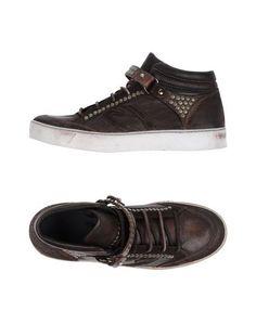 Низкие кеды и кроссовки Alberto Guardiani Seattle