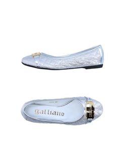Балетки Galliano