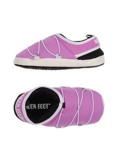 Домашние туфли Moon Boot