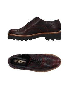 Обувь на шнурках Entourage