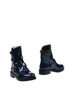 Полусапоги и высокие ботинки Alberto Gozzi