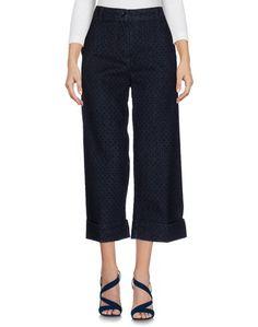 Джинсовые брюки-капри Shiki