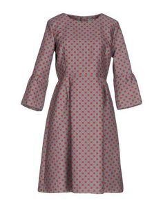 Платье до колена Camicettasnob