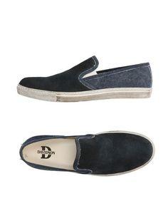 Низкие кеды и кроссовки Davidson