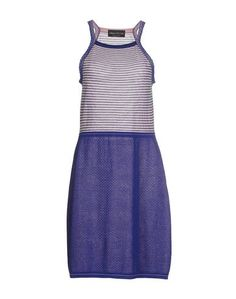 Платье до колена Fabrizio DEL Carlo