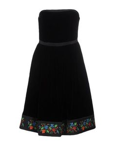 Короткое платье Uschanka