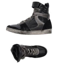 Высокие кеды и кроссовки Giacko