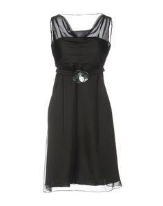 Платье до колена Alberta Anticoli